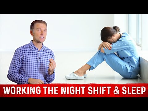 Your SLEEP and Working 3rd Shift