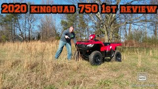 9. 2020 kingquad 750 review