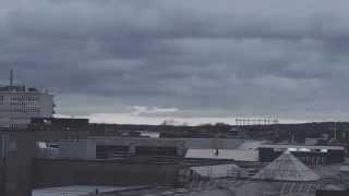 OVERCAST CITY AFTERNOON TIME LAPSE | FREE STOCK FOOTAGE