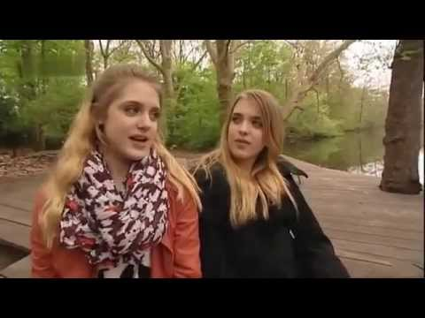 Jana und Sophia Münster bei KIKA LIVE