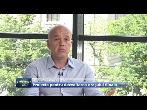 Emisiunea Electorală – 17 mai 2016 – Eduard Papadopol
