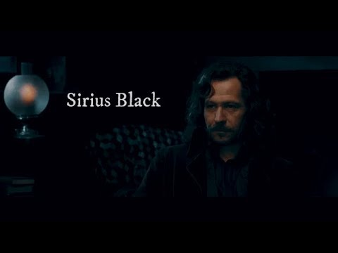 Sirius Black || I'm A Wanted Man (Tribute)