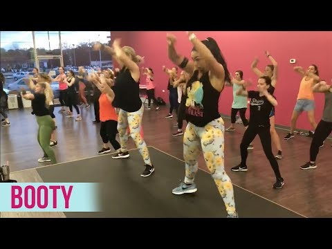 """""""Booty"""" by Blac Youngsta - Dance Fitness With Jessica"""