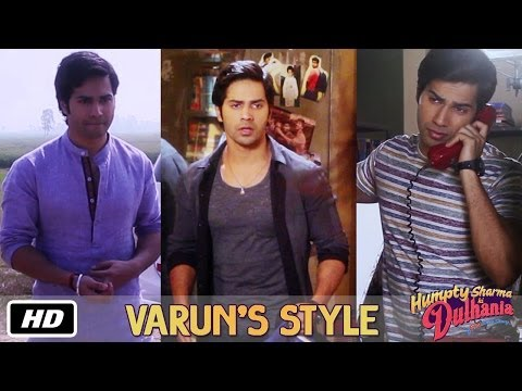 varuns tutorial - From being Humpty Dumpty to Punjabi munda Humpty Sharma... We know you have loved Varun as the Punjabi munda Humpty! Watch this video to know his journey for...