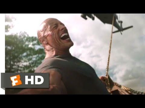 Hobbs & Shaw (2019) - Bringing Down the Chopper Scene (9/10) | Movieclips