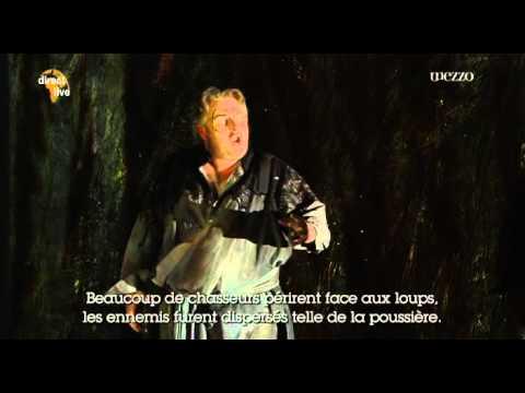Wagner - Die Walküre - Müd am Herd. J. Tomlinson, W. Meier, S. O'Neil. Barenboim, Scala 2010
