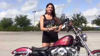 8. New 2015 Harley Davidson Sportster Seventy-Two Motorcycles for sale