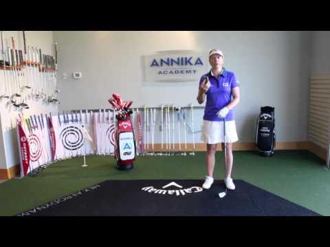 Online Golf Lessons | ANNIKA Academy