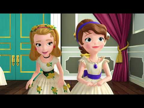 София Прекрасная - Королевский балет - Серия 8 , Сезон 3   Мультфильм Disney про принцесс