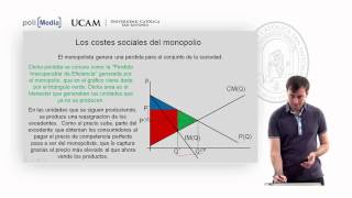 Microeconomía II - El Monopolio (5) - Alfonso Rosa García