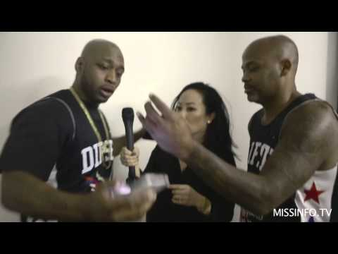 Highlights from the Dipset vs. Fool's Gold B-Ball Game