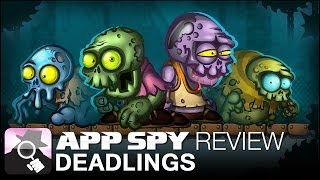 Deadlings | iOS iPhone / iPad Gameplay Review - AppSpy.com