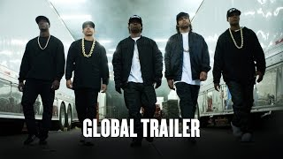 Straight Outta Compton  2015  Official Global Trailer  Universal Pictures    Hd