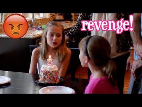 Revenge of the Birthday Wish Fairy!