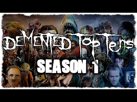 Demented Top Tens | Season 1