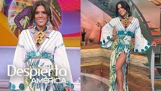 Así lucirá Francisca Lachapel en el desfile de Giannina Azar en Miami Fashion Week