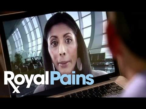 Royal Pains 2.14 (Clip)