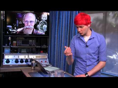 LED Ice Cubes: The Giz Wiz 1468