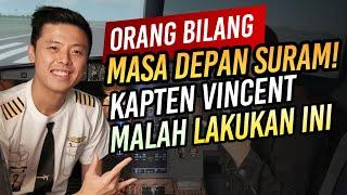 Video Capt Vincent Raditya, bisa bayar SEKOLAH PILOT karena ini! MP3, 3GP, MP4, WEBM, AVI, FLV September 2019