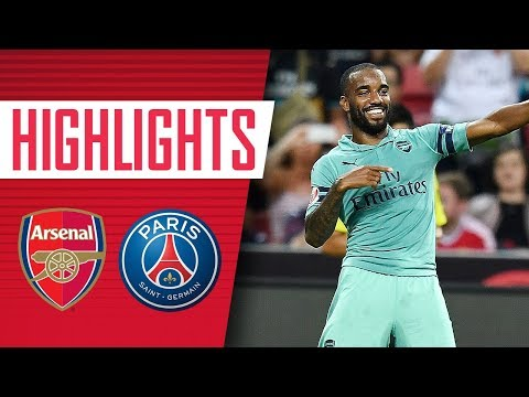 GOAL FEST! | FULL Highlights Of Arsenal V PSG 5-1