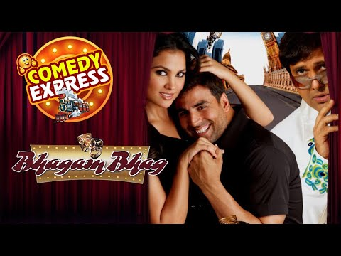 Bhagam Bhag - Akshay Kumar - Govinda - Lara Dutta - Paresh Rawal - Popular Comedy Movie