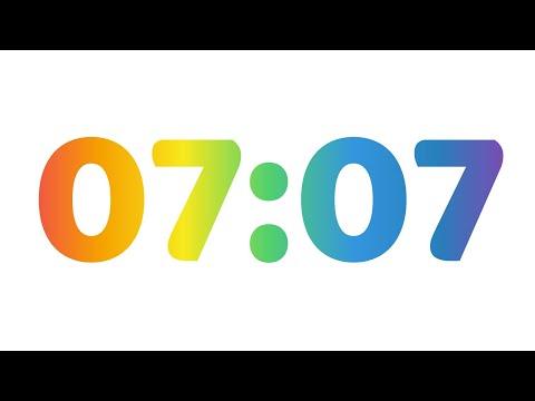 رسالة الساعة 07:07