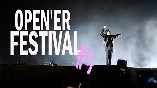 THE WEEKND W POLSCE | OPEN'ER FESTIVAL 2017 #3