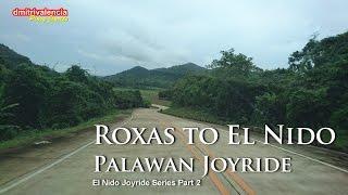Roxas (Palawan) Philippines  city images : Pinoy Joyride - Roxas to El Nido Palawan Joyride