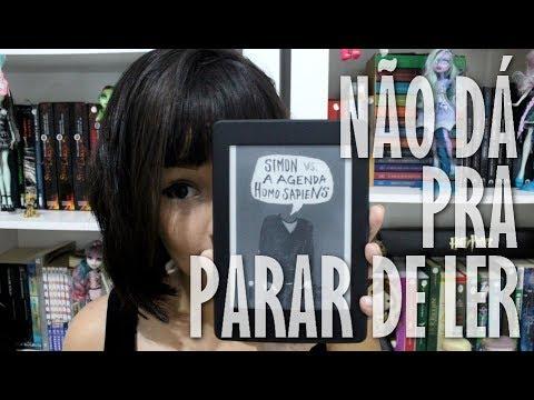 SIMON VS A AGENDA HOMO SAPIENS, DA BECKY ALBERTALLI, NÃO DÁ PRA PARAR DE LER! | MUNDOS IMPRESSOS