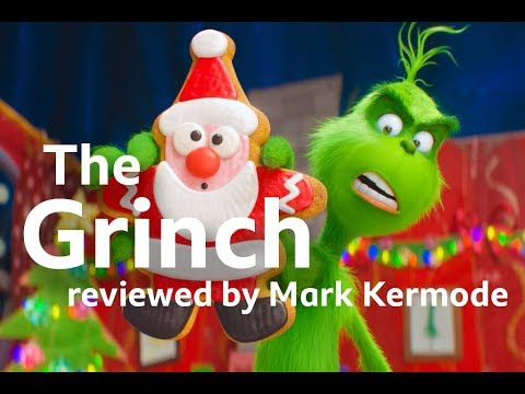 The Grinch reviewed by Mark Kermode