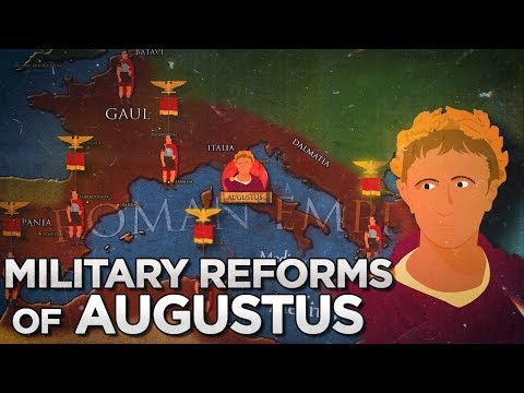 Military Reforms of Augustus