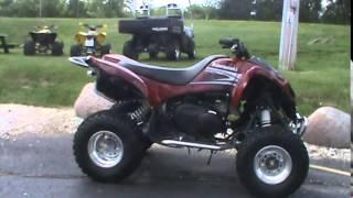 8. 2009 Kawasaki KFX 700
