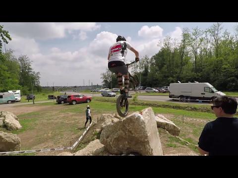 BikeTrial - Luca Tombini - Lazzate 2017