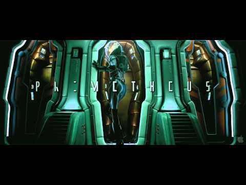 Prometheus - Prometheus Teaser Trailer A Film by Ridley Scott ▸ More at https://www.facebook.com/Prometheus6812 - Even more at http://www.PrometheusForum.net http://www.P...