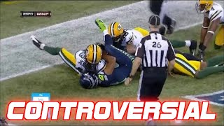Video NFL Most Crazy Controversial Endings to Games MP3, 3GP, MP4, WEBM, AVI, FLV November 2018