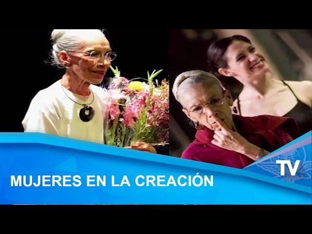 Mujeres en la creación