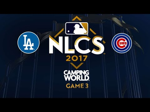 Taylor, Darvish lead Dodgers to 3-0 lead: 10/17/17