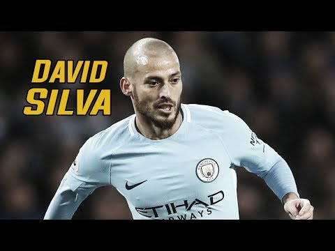 David Silva / Best Moments / HD / #5