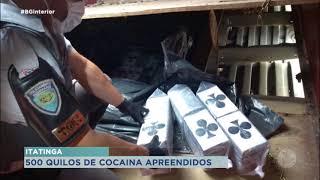 Homem é preso com 500kg de droga na Castello Branco em Itatinga