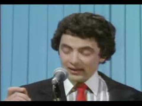 conference - rowan atkinson once again!
