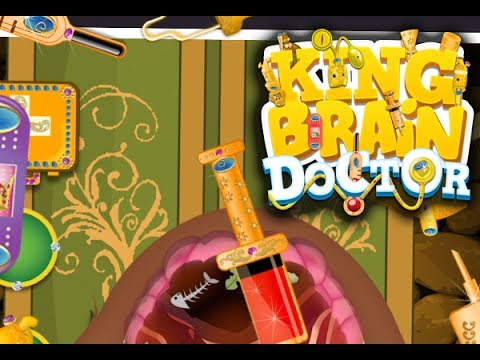 Video of King Brain Doctor - Kids Game