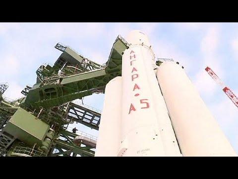 Russland: Raumfahrt - Russland testet