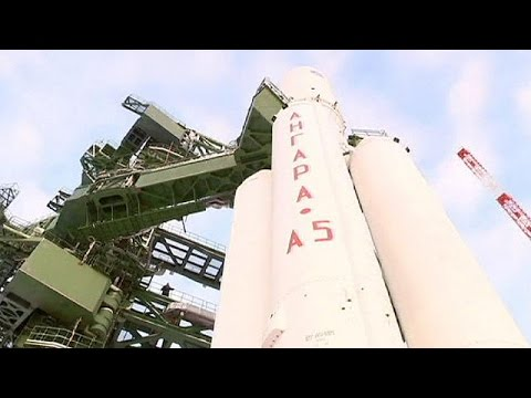 Raumfahrt: Russland testet