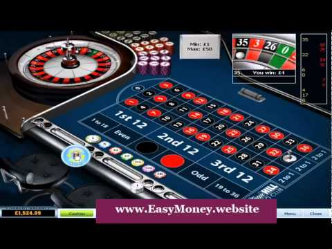 Best Strategy To Win Roulette, NEW 2015 system!
