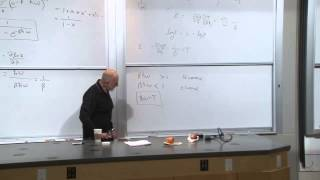 Statistical Mechanics Lecture 7