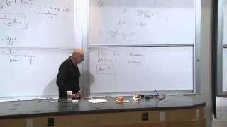 Statistical Mechanics Lecture 7