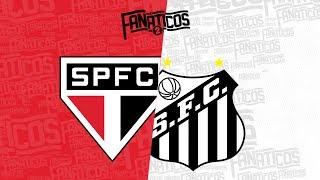 É SAN-SÃO! É CLÁSSICO! Após perderem na primeira rodada, #FanáticosSantos e #FanáticosdoMorumbi lutam pela...