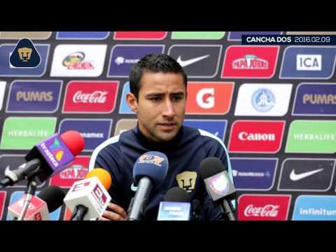 Luis Fuentes - Conferencia de prensa 09/02/2016