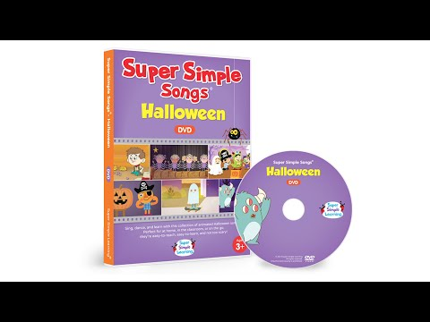 SIMPLE - Now available at Amazon.com: http://bit.ly/SuperSimpleSongsHalloweenDVD_Amazon A must have for Halloween classes and parties! 13 super simple, super fun animated Halloween songs, including ...