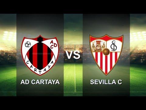 AD Cartaya vs Sevilla C – I Trofeo Villa de Cartaya